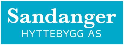 Sandanger hyttebygg logo